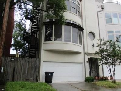 1982 Indiana Street UNIT C, Houston, TX 77019 - MLS#: 11145186