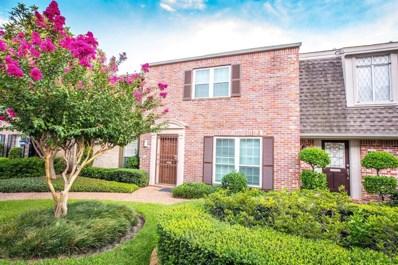 2061 Winrock Boulevard UNIT 53, Houston, TX 77057 - MLS#: 11219217
