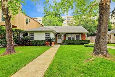 4027 Norfolk Street, Houston, TX 77027 - MLS#: 11916512