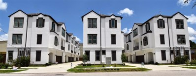 915 W 17th Street UNIT B, Houston, TX 77008 - MLS#: 12269058