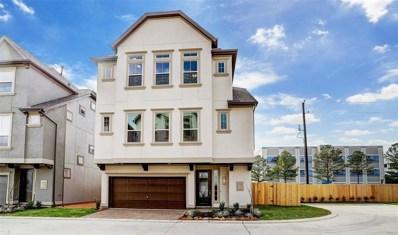 4017 Centre Glen Drive, Houston, TX 77043 - MLS#: 12330670