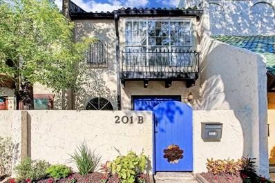 201 Avondale Street UNIT B, Houston, TX 77006 - MLS#: 12905858