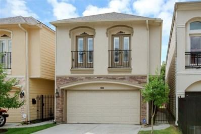 5513 Petty Street UNIT C, Houston, TX 77007 - MLS#: 14338586
