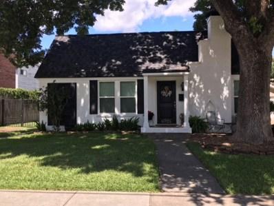 6026 Charlotte Street, Houston, TX 77005 - MLS#: 14587030
