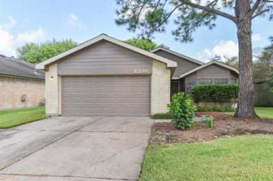 15246 Barbarossa, Houston, TX 77083 - MLS#: 15076302