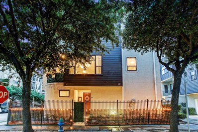 415 Jackson Hill Street, Houston, TX 77007 - MLS#: 15517227