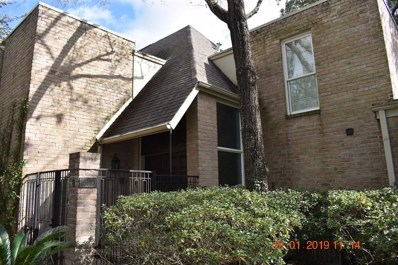 15571 Memorial Drive UNIT 8, Houston, TX 77079 - MLS#: 15924491