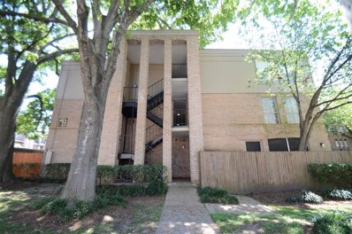 4641 Wild Indigo Street UNIT 26\/446, Houston, TX 77027 - MLS#: 16180372