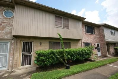 7330 Crownwest Street UNIT 7330, Houston, TX 77072 - MLS#: 16633324