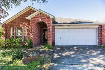 3612 Whitestone Drive, Pearland, TX 77584 - MLS#: 16781333