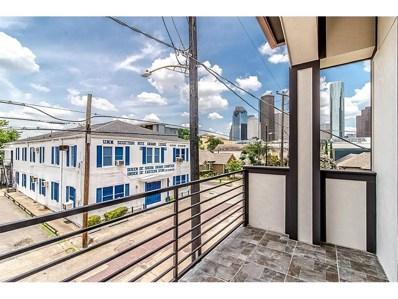 1107 Andrews, Houston, TX 77019 - MLS#: 17032654
