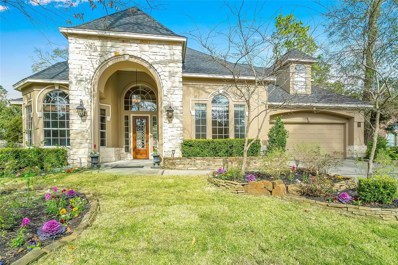 10 Edgecliff Place, The Woodlands, TX 77382 - MLS#: 17431161