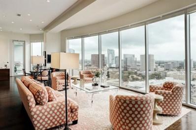 1600 Post Oak Boulevard UNIT 1803, Houston, TX 77056 - MLS#: 17538116