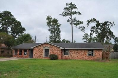 122 Wood Manor Ln, Sour Lake, TX 77659 - MLS#: 17819010
