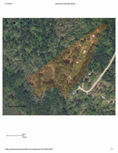 620 Oak Tree, Point Blank, TX 77364 - MLS#: 18333659