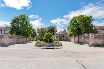 3100 Jeanetta Street UNIT 203, Houston, TX 77063 - MLS#: 19042298