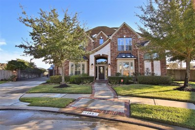 17403 Shoal Lake Lane, Houston, TX 77095 - #: 19085222