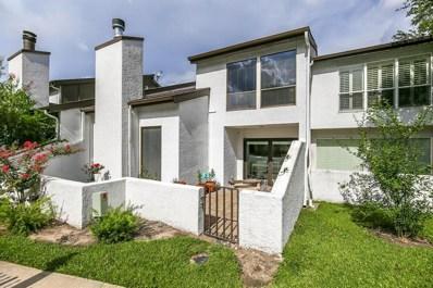 7655 S Braeswood UNIT 36, Houston, TX 77071 - MLS#: 19348565