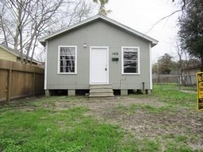1402 6th Street, Galena Park, TX 77547 - #: 19364832