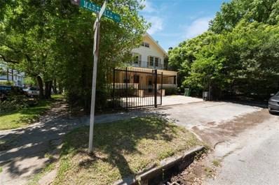 803 Marshall Street, Houston, TX 77006 - MLS#: 19467394