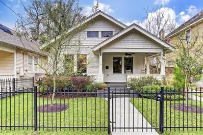 707 Euclid Street, Houston, TX 77009 - #: 19499490
