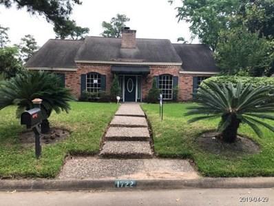 1722 Saddlecreek Drive, Houston, TX 77090 - MLS#: 19530969