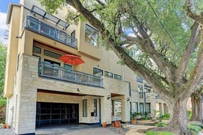 5002 Milam Street, Houston, TX 77006 - MLS#: 19544806