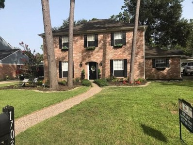 1703 Sweet Grass, Houston, TX 77090 - MLS#: 19842665