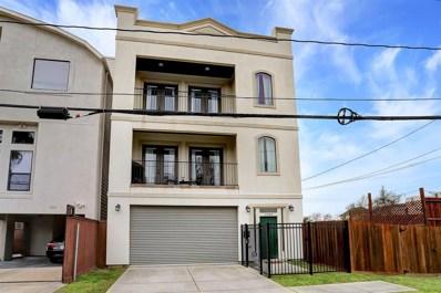 1509 Holly Street, Houston, TX 77007 - MLS#: 20093539