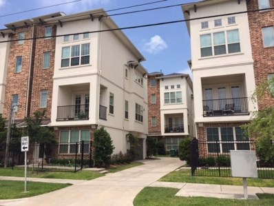 3406 La Branch UNIT C, Houston, TX 77004 - MLS#: 20152001