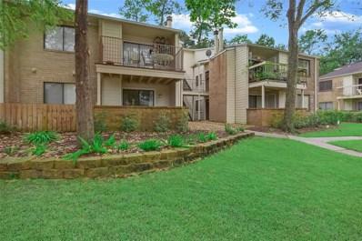 3500 Tangle Brush Drive UNIT 102, The Woodlands, TX 77381 - MLS#: 21688627