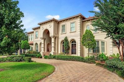 1119 River Glynn Drive, Houston, TX 77063 - MLS#: 21695628