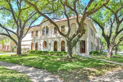 6504 Brompton Road, West University Place, TX 77005 - MLS#: 21723516