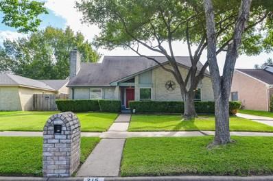 215 Applewhite, Katy, TX 77450 - MLS#: 21768431