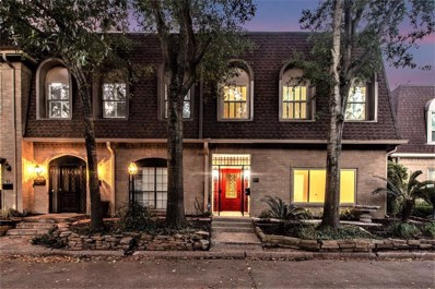 11 Bayou Pointe Drive, Houston, TX 77063 - MLS#: 22300509