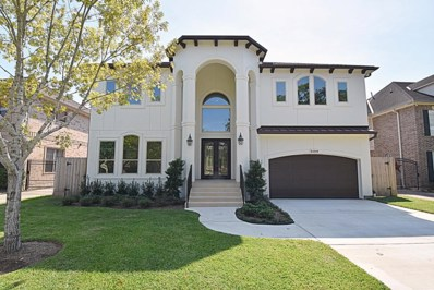 5109 Palmetto Street, Bellaire, TX 77401 - MLS#: 22734704