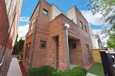 2504 Rusk Street UNIT 110, Houston, TX 77003 - MLS#: 23074443