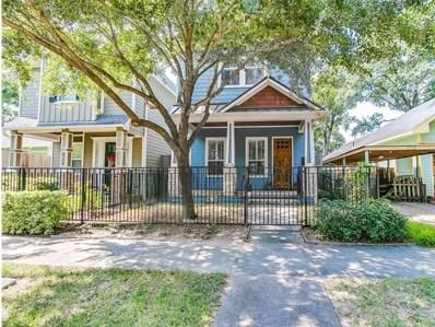 618 W 21st Street, Houston, TX 77008 - MLS#: 23237597