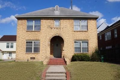 1923 Blodgett Street, Houston, TX 77004 - MLS#: 23415327
