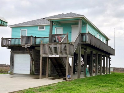 144 Ocean Shores Dr, Crystal Beach, TX 77650 - MLS#: 23639113