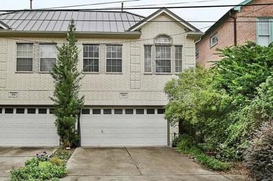 1754 Maryland Street, Houston, TX 77006 - MLS#: 23995758