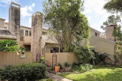 1379 Chardonnay UNIT 150, Houston, TX 77077 - MLS#: 2434395