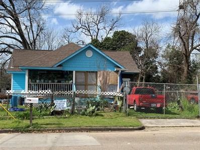 5701 Elysian Street, Houston, TX 77009 - MLS#: 25051336