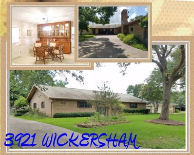 3921 Wickersham, Bay City, TX 77414 - MLS#: 25411464