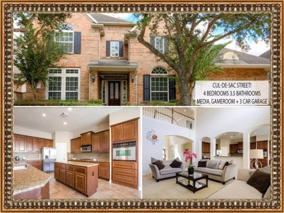 7319 Emerald Glade Lane, Humble, TX 77396 - MLS#: 256126