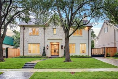 3659 Meadow Lake Lane, Houston, TX 77027 - MLS#: 25936136