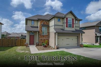 1301 Burleson Street, Brenham, TX 77833 - MLS#: 26218688