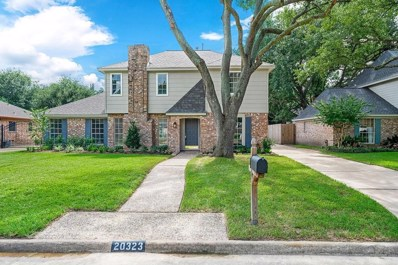 20323 Monkswood Drive, Katy, TX 77450 - MLS#: 26516376