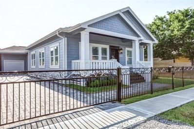 1405 Tabor Street, Houston, TX 77009 - MLS#: 26645023