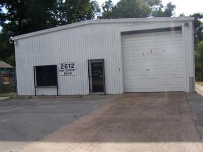 2612 Montgomery Road, Huntsville, TX 77340 - MLS#: 26849970
